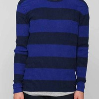 Globe Pacific Stripe Sweater - Navy