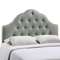 Sovereign Queen Upholstered Fabric Headboard