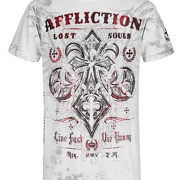 Affliction Pictoral T-Shirt