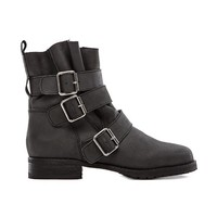 Matiko Charlie Moto Boot in Black