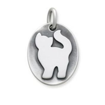Cat Silhouette Charm | James Avery