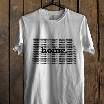 Kansas Home T Shirt Mens T Shirt and Womens T Shirt **