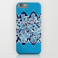 Fresh Flowers iPhone & iPod Case by Noonday Design | Society6