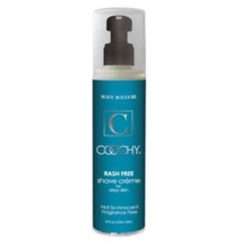 Coochy Cream Fragrance Free with Aloe