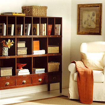 Librer a francesa baja muebles from for Muebles coloniales