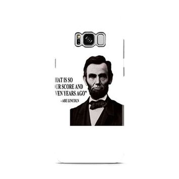 Abe Lincoln that is so Samsung Galaxy S8 | Galaxy S8 Plus case