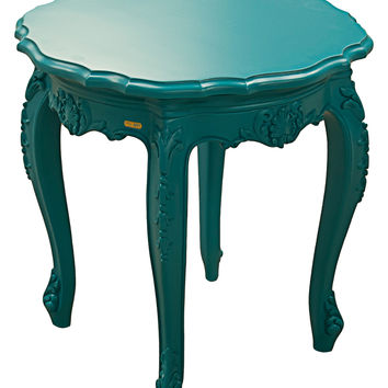 POLaRT Outdoor Side Table - Blue