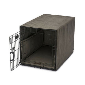 Windsor Crate Cover Up Set — Charcoal