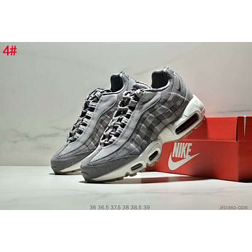 Nike Air Max 95 New Popular Women Air Cushion Running Sport Shoes Sneakers 4#