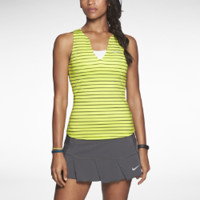 Nike Stripe Pure Women's Tennis Tank Top