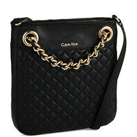 Calvin Klein Quilted Crossbody Bag