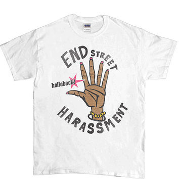 End Street Harassment -- Unisex T-Shirt