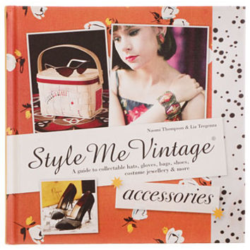 Style Me Vintage: Accessories Book