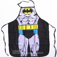 Funny Apron,Novelty  Kitchen Apron -Batman Muscle Apron