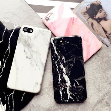 Fashion  Phone Cases for Iphone7 Plus 8 8 Plus 6 6s Fundas Protect Cell Phone Sets Shockproof