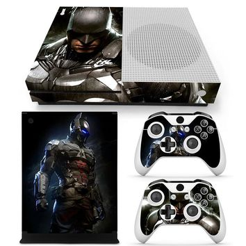XBOX ONE Batman  Skin Sticker +2PCS Controller