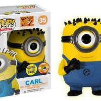 Funko POP Movies Despicable Me Carl Glow Vinyl Figure (SDCC Exclusive):Amazon:Toys & Games