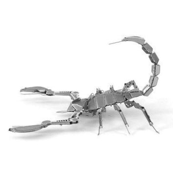 Fascinations Metal Earth 3D Metal Model Kit - Scorpion (MMS070)