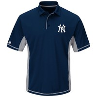 Majestic New York Yankees Top of the Inning Polo