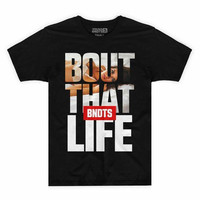 Bandits Life - Men's Knit T-Shirt