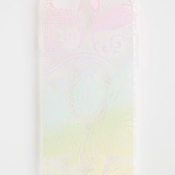 Rainbow Lace Clear iPhone 6/6S Case | Phone Cases | rue21