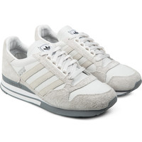 adidas Originals NEIGHBORHOOD x adidas Originals Neo White/Grey NH ZX 500 OG Sneakers | HYPEBEAST Store.