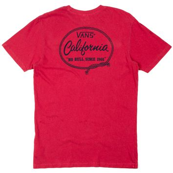 Vans California No Bull Mens Tee