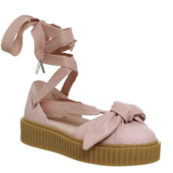 Puma Creeper Ballet Lace Pink Fenty - Hers trainers