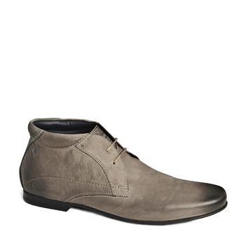 Base London Orbit Chukka Boots - grey