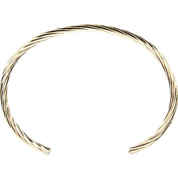 Saint Laurent 'Classic Carré' Diagonal  Bracelet