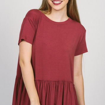 Pippa Top - Berry