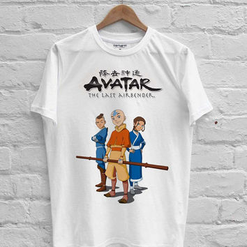 e9fc5f390c9 Avatar The Last Airbender T-shirt Men