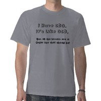 I Have CDO.It's Like OCD,, But all the letters ... Shirt from Zazzle.com