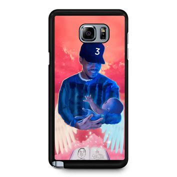 Chance The Rapper 2 Samsung Galaxy Note 5 Case