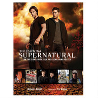 The Essential Supernatural: On the Road with Sam and Dean Winchester | WBshop.com | Warner Bros.