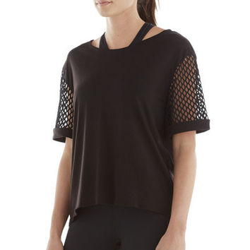 Michi Rize Workout Top | Designer Activewear