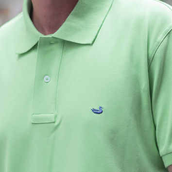 The Stonewall Polo from Southern Marsh - Collegiate - Tulane University