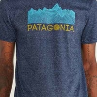 Patagonia Linear Fractures Tee - Urban Outfitters