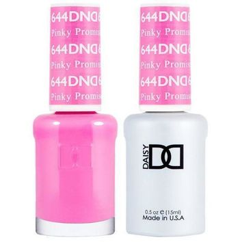 DND - Gel & Lacquer - Pinky Promise - #644