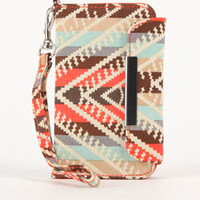 Kirra Stripe iPhone Wristlet at PacSun.com
