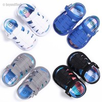 2018 New Boys and Girls Baby Gladiator Sandals (6 months to 18 months)