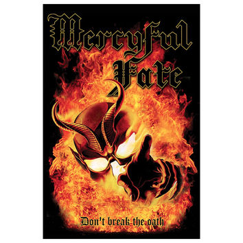 "Mercyful Fate ""Don't Break the Oath"" Posters"