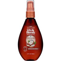 Garnier Whole Blends Coconut Oil & Cocoa Butter Extracts Smoothing Oil, 3.4 fl oz - Walmart.com