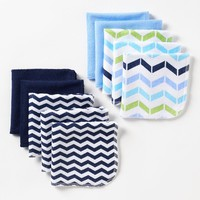 Just Born 10-pk. Washcloths (Blue)