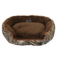 REALTREE® Camo Bolster Dog Bed
