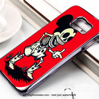 Mickey Mouse 2 Samsung Galaxy S6 and S6 Edge Case