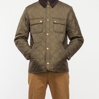 Barbour / Tinford in Olive
