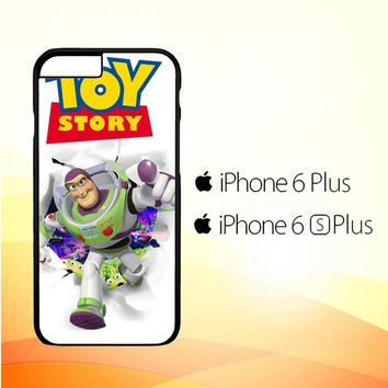 Rare Toy Story Buzz Lightyear F0612 iPhone 6 Plus|6S Plus Case