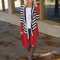 The Real Deal Cardigan - Piace Boutique