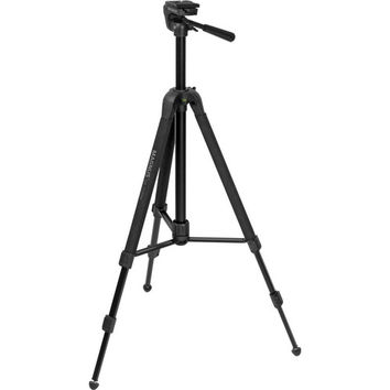 Magnus DX-3320M Deluxe Photo Tripod/Monopod With 3-Way DX-3320M